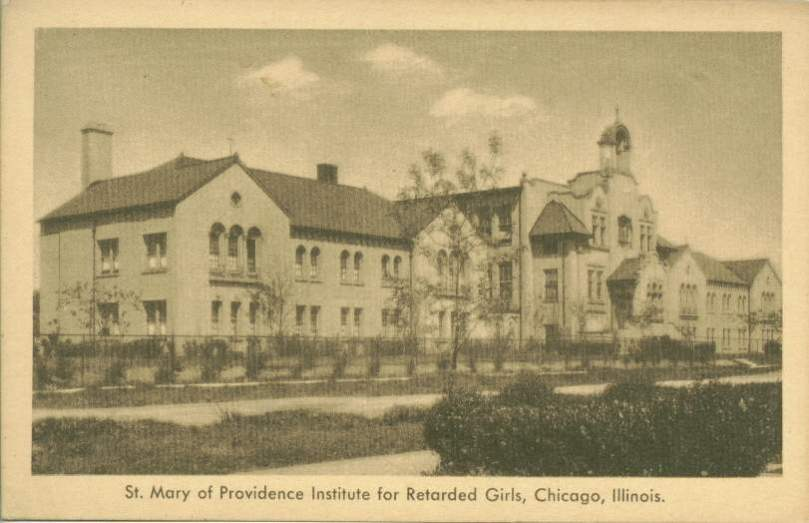 Medical  Misc Buildings  Chicago History In Postcards