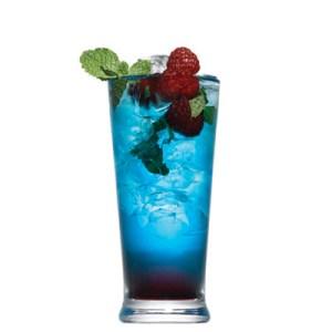 Berry Mojito from delish.com