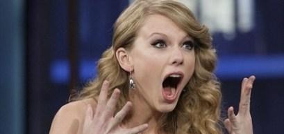 TaylorSwiftShocked