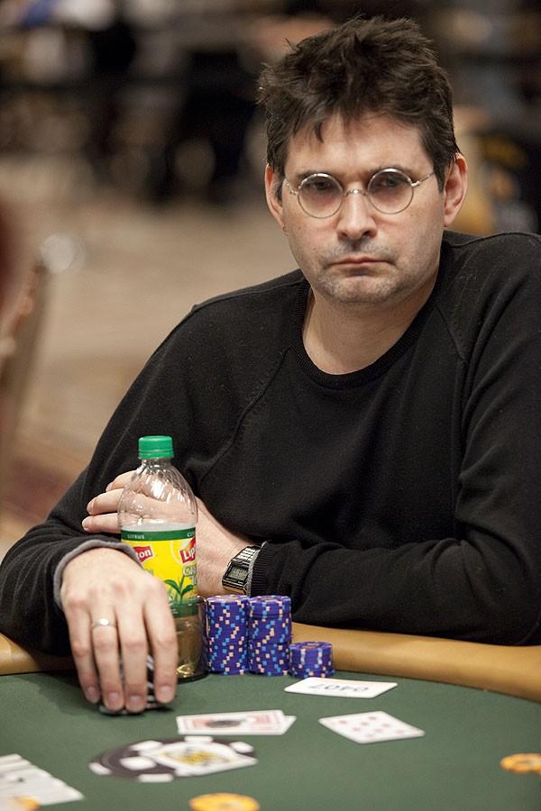 Steve Albini at the World Series of Poker, June 12