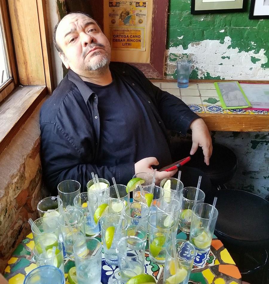 Joe Camarillo in repose