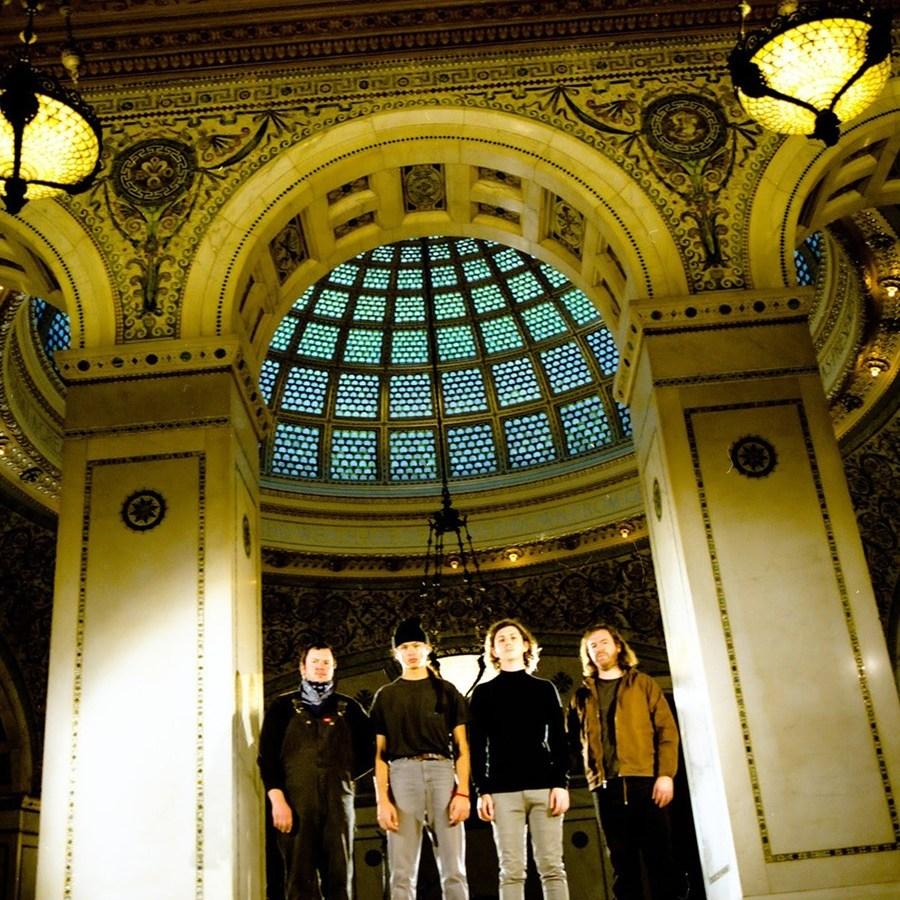 Deeper: Nic Gohl, Shiraz Bhatti, Drew McBride, and Kevin Fairbairn