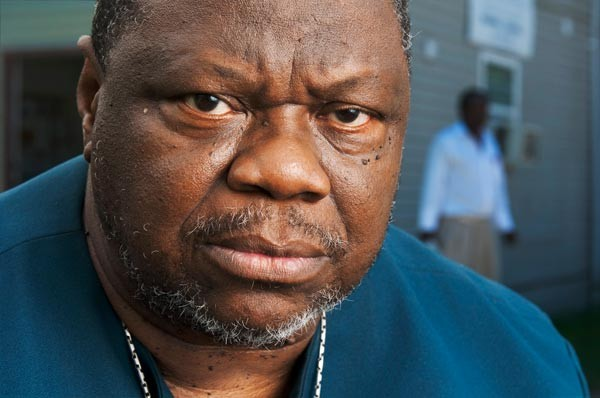 Reverend Al Sampson