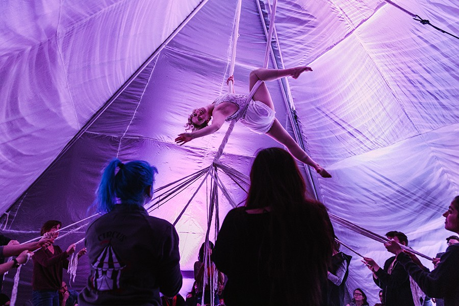 Aloft Circus Arts