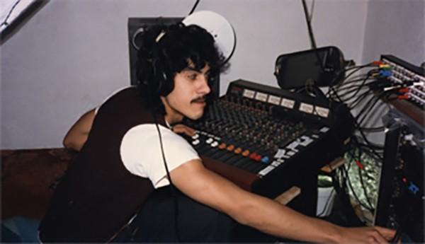 Longtime Marcus Mixx collaborator Liam Gallegos