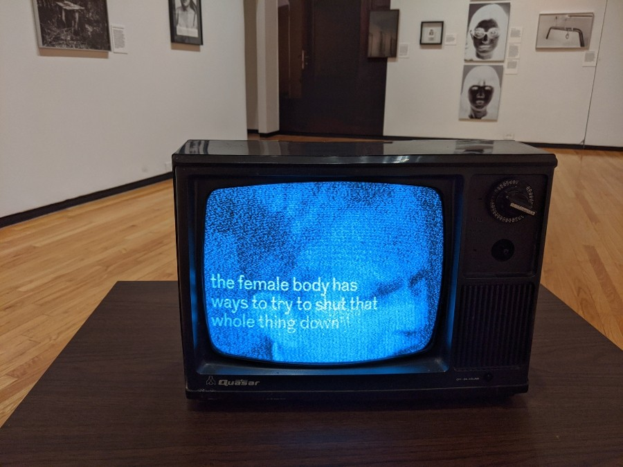 Element of Laia Abril's On Abortion: And the Repercussions of a Lack of Access at Museum of Contemporary Photography