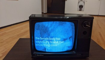 Element of Laia Abril's <i>On Abortion: And the Repercussions of a Lack of Access</i> at Museum of Contemporary Photography