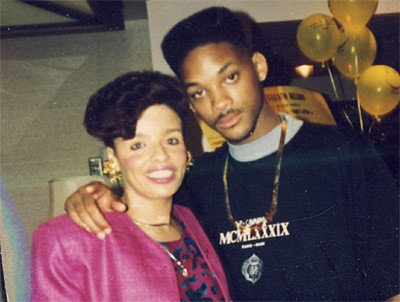 Wooten with Will Smith