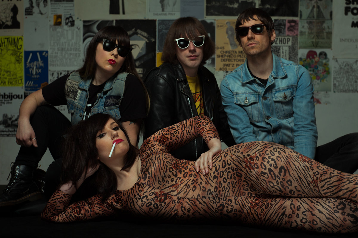 High Waisted performs at Subterranean on Tue 7/5.