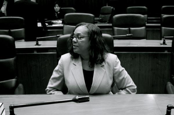 Fifth Ward: Leslie Hairston
