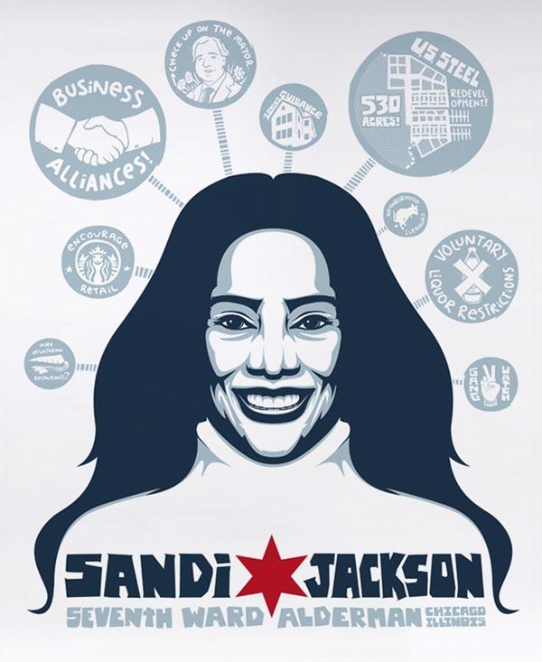 Seventh Ward: Sandi Jackson
