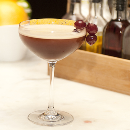 Patrick Henaghan's I Must Have Flown the Coop cocktail