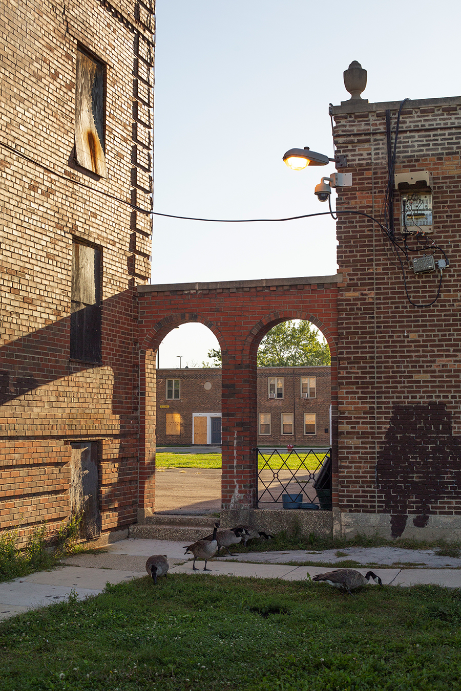 For years Lathrop was neglected by the Chicago Housing Authority but was on the radar of private developers for its attractive location and historic character.