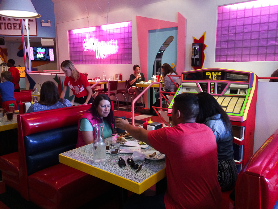 Saved by the Max raises money for the ACLU on Mon 2/20.