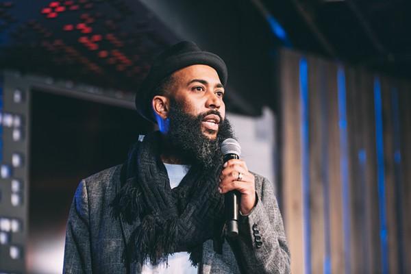 Host Felonius Munk of Afro-Futurism