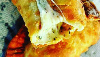 queso empanada from don pablo's kitchen