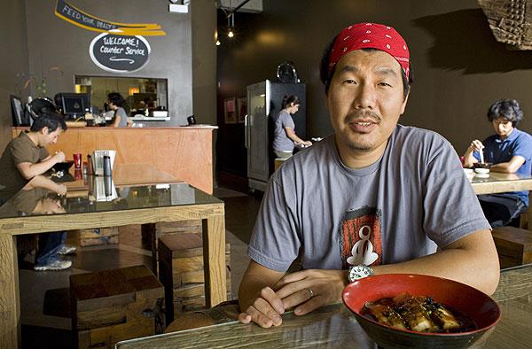 Bill Kim, Urban Belly