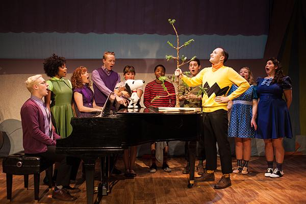 Emerald City Theatre's <i>A Charlie Brown Christmas</i>