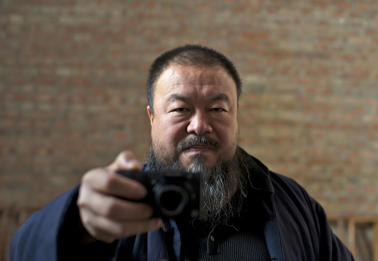 The Ai Weiwei documentary <i>Never Sorry</i> screens on Thursday 7/6