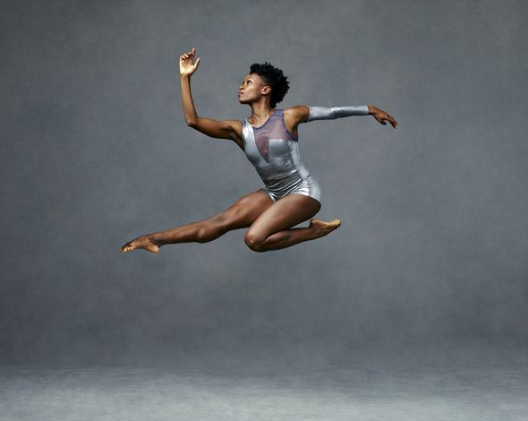 The Alvin Ailey company performs at the Auditorium Theatre from 3/8-3/13.