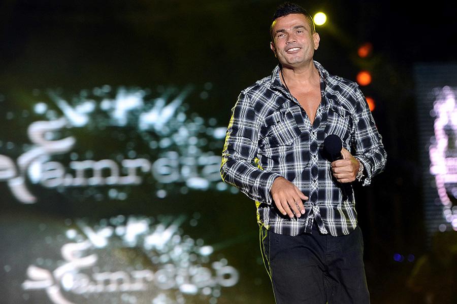 Amr Diab in 2011