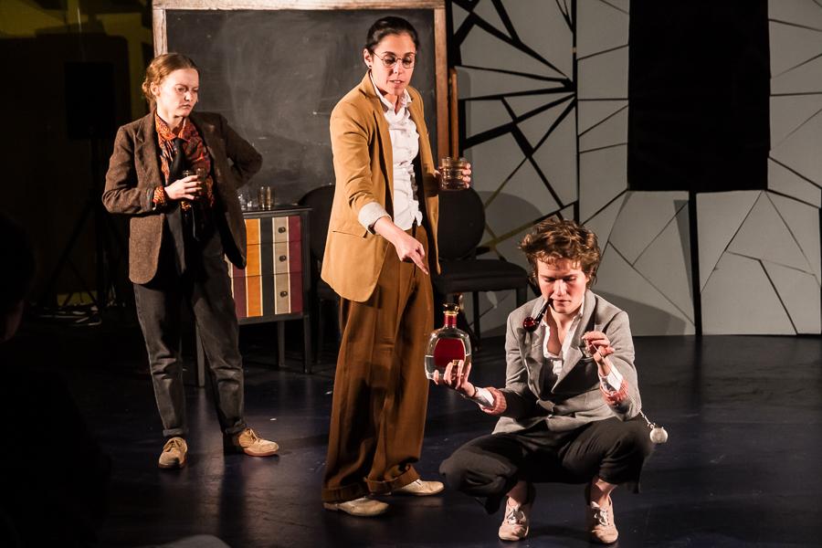 Runaways Lab Theatre's <i>Goddamn Geniuses: Legacy of Brilliance</i>
