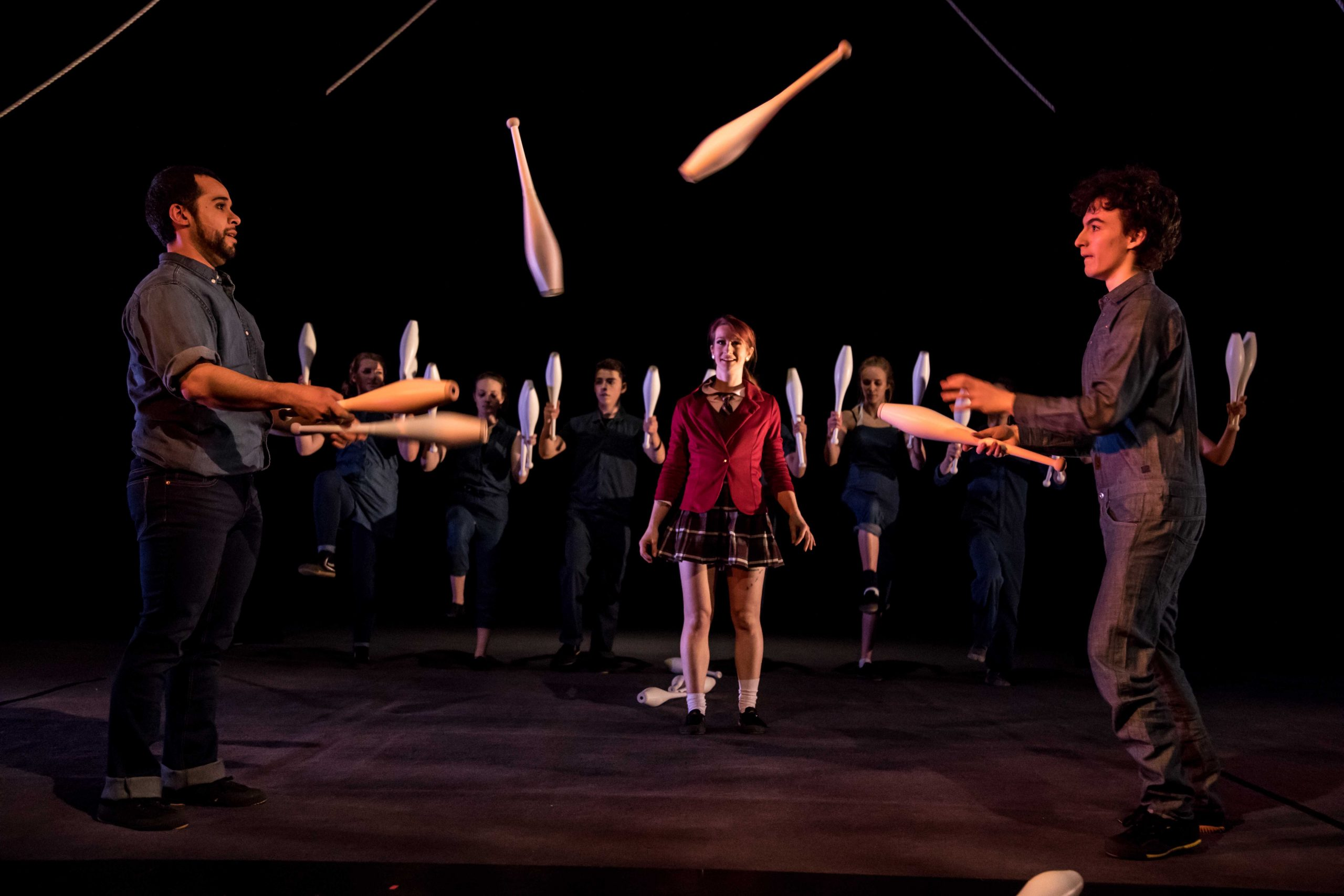 The Actors Gymnasium's <i>Quest</i>
