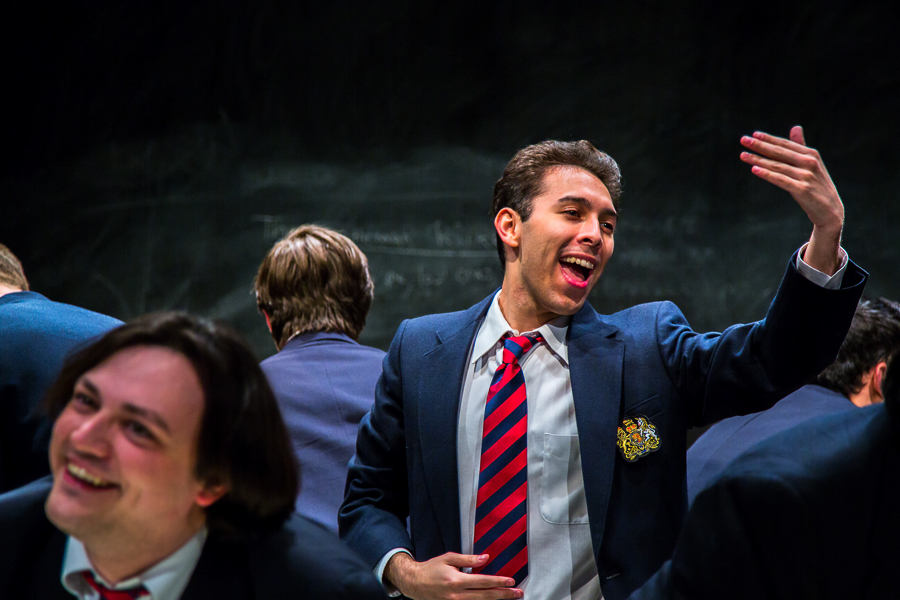 Eclectic Full Contact Theatre's <i>The History Boys</i>