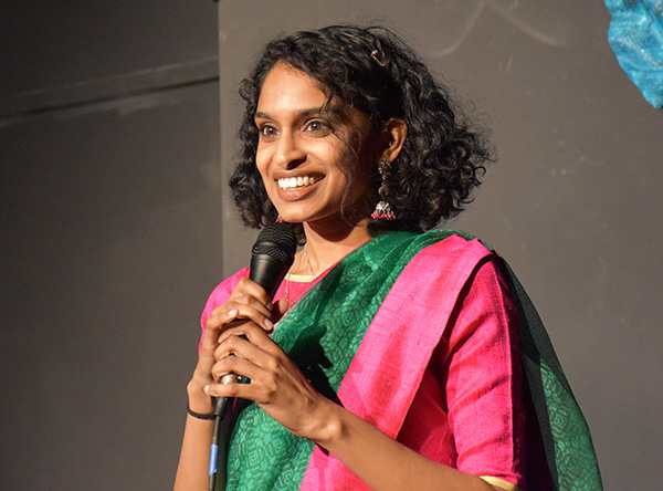Rishika Murthy and the rest of Simmer Brown celebrate a year of their stand-up showcase on Sat 5/28.