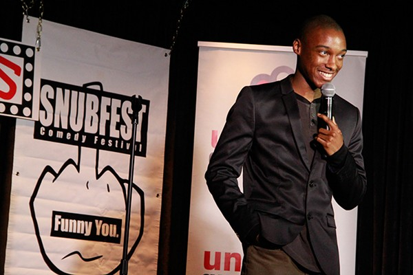 Josh Johnson, who won the stand-up prize at last year's Snubfest, now writes for <i>The Tonight Show With Jimmy Fallon</i>.
