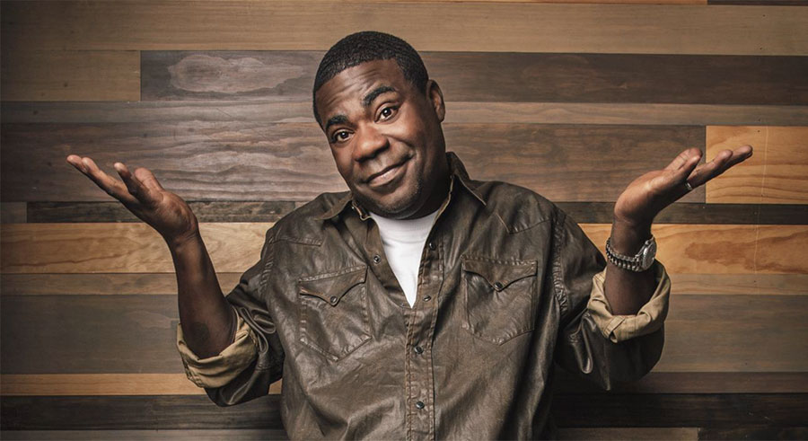 Tracy Morgan brings his Picking Up the Pieces tour to Chicago on Wed 6/1.