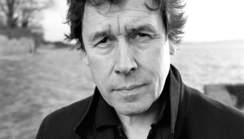 Actor Stephen Rea reads from <i>Ulysses</i>