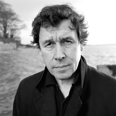 Actor Stephen Rea reads from Ulysses