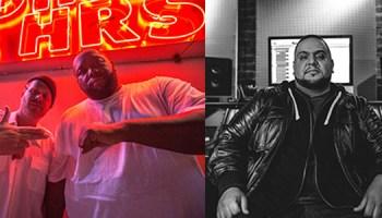 El-P and Killer Mike of Run the Jewels; A-Villa