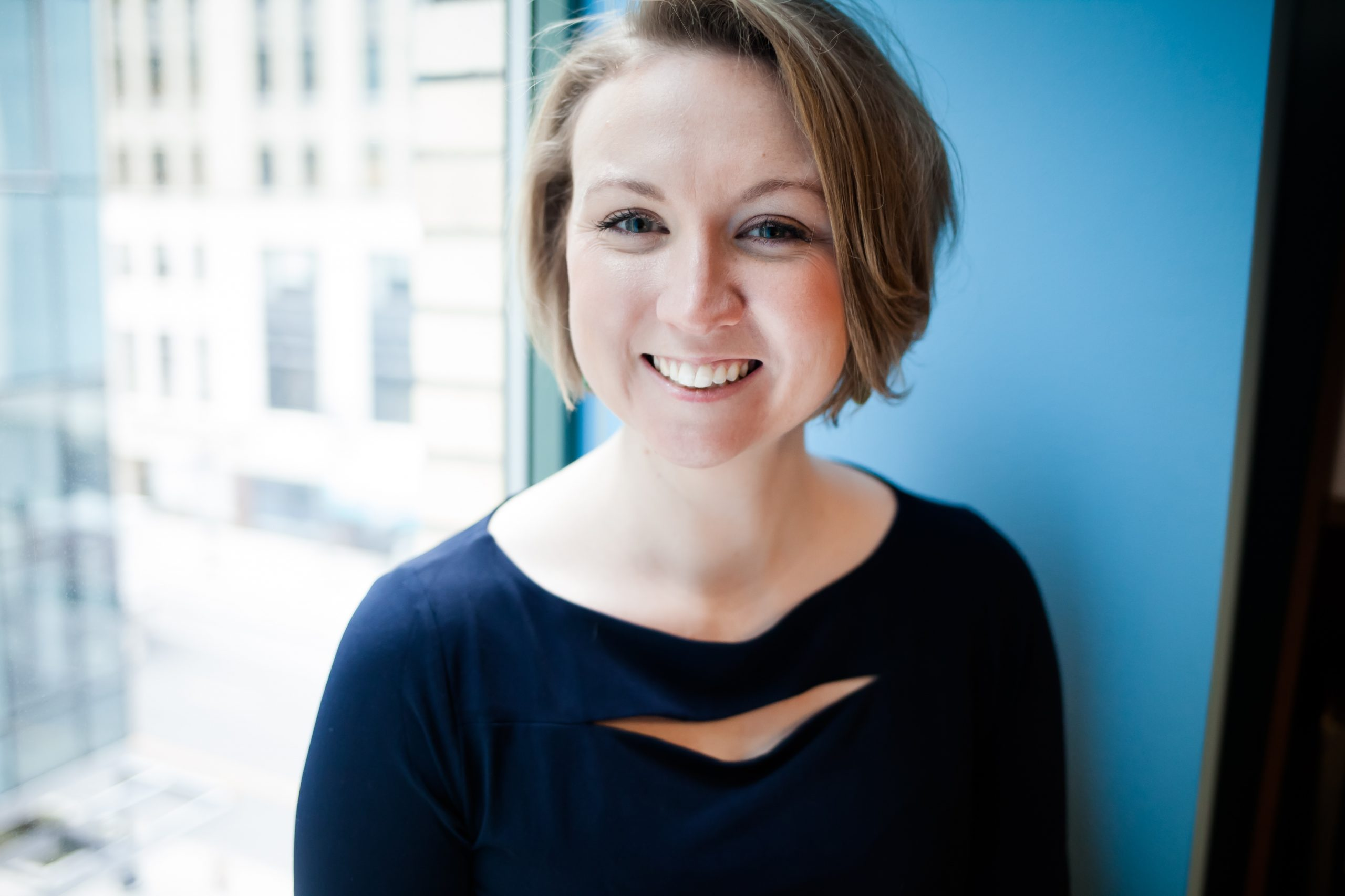 Ashley Magnus is Chicago Opera Theater's new general director.