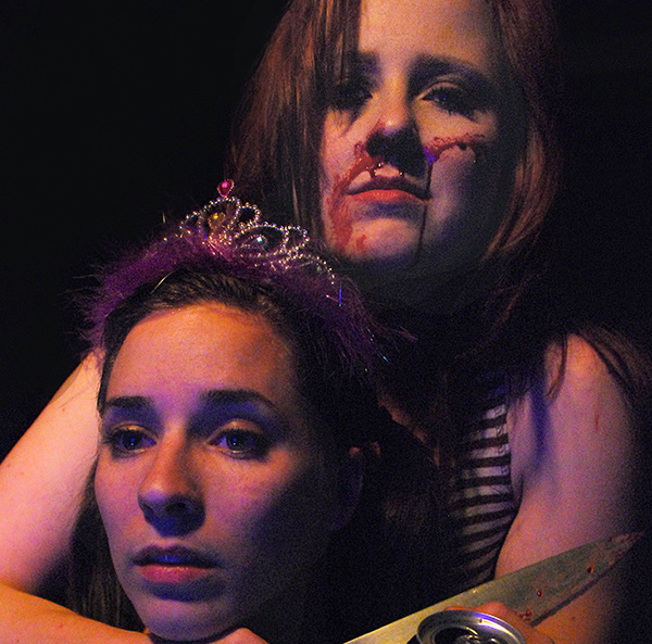 Nicole Roberts (top) and Madelaine Schmitt (bottom)