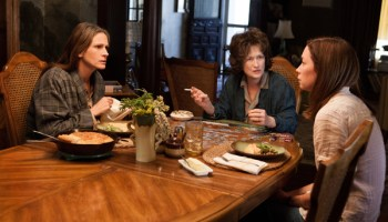 Julia Roberts and Meryl Streep in <i>August: Osage County</i>
