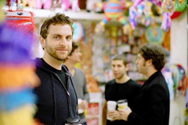Matt Baron of Coach House Sounds
