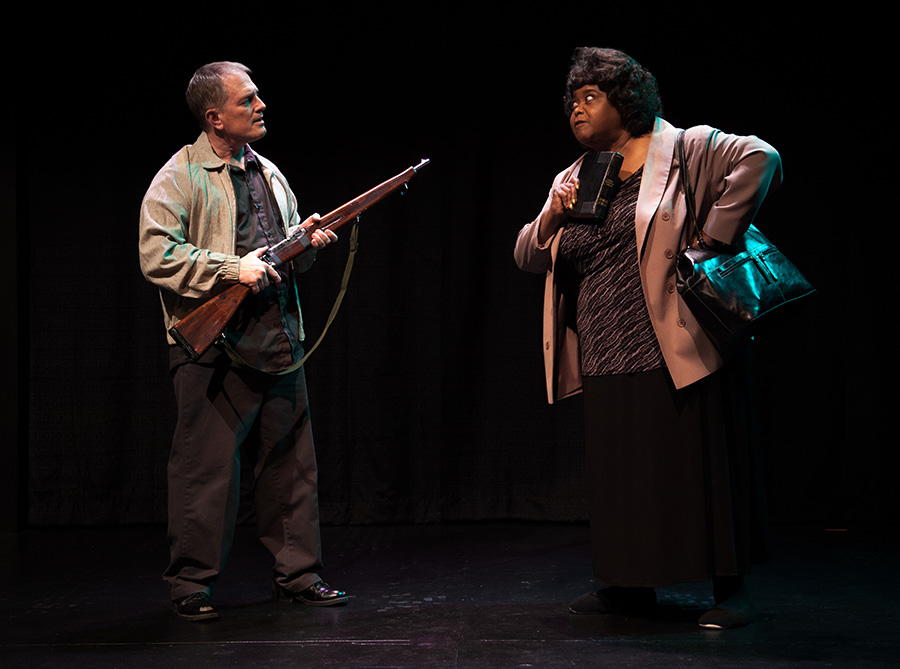 Provision Theater's <i>Best of Enemies</i>