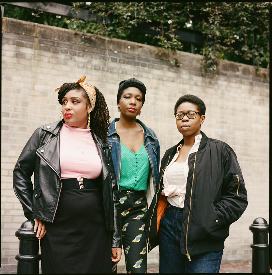 UK punk trio Big Joanie would make a welcome addition to a Riot Fest lineup.
