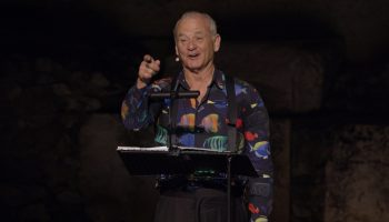 Bill Murray in <i>New Worlds: The Cradle of Civilization</i>, which premiered at Cannes Film Festival