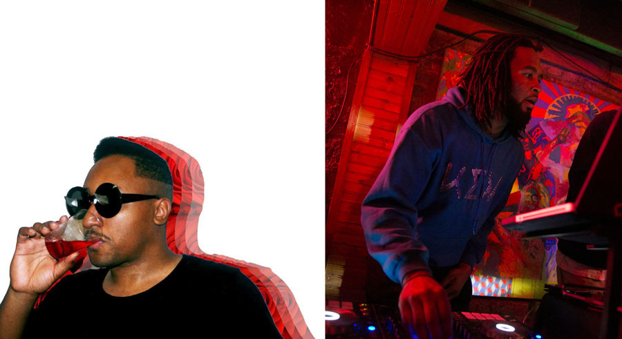 DJ Earn Money and DJ SKOLi are spinning at Black to the Future on Sat 6/4.