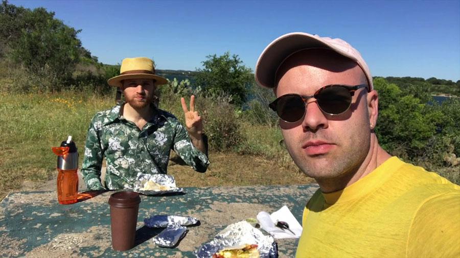 Shawn Rosenblatt (aka Netherfriends) and Blake Rules