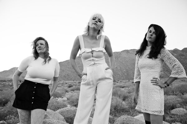 Bleached plays the Empty Bottle on Fri 4/22.