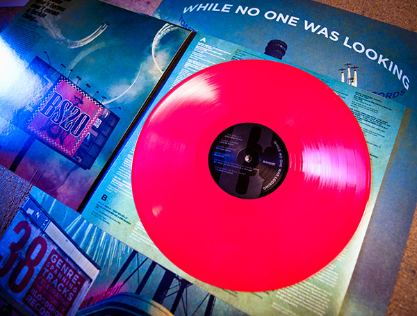 One-third of Bloodshot's 20th-anniversary compilation, <i>While No One Was Looking</i>