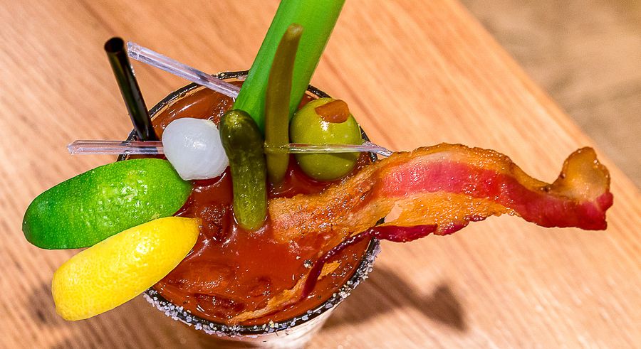 Cure your weekend hangover at Bloody Mary Fest on Sun 10/16.