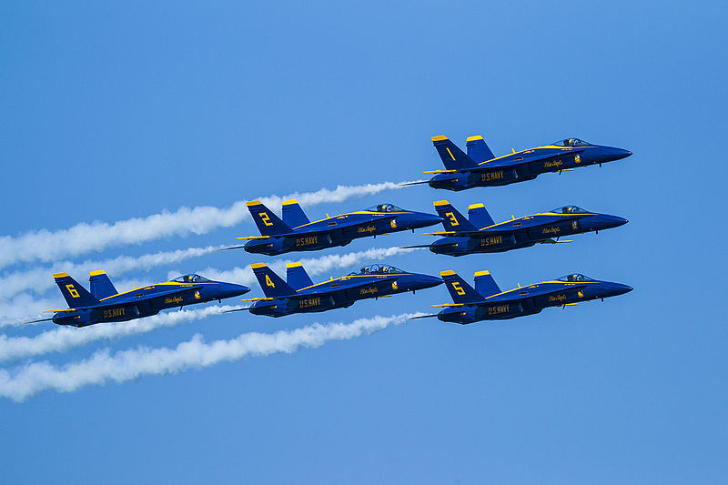 All manner of planes zip into town this weekend for the Chicago Air and Water Show.