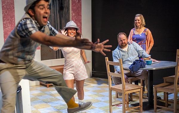 Tympanic Theatre Company's <i>Blueberry Toast</i>