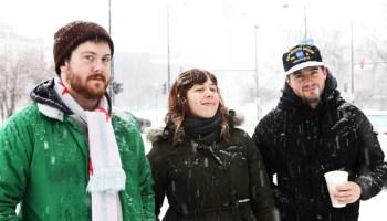 Eric Marsh, Melissa Geils, and Alex Foucre-Stimes