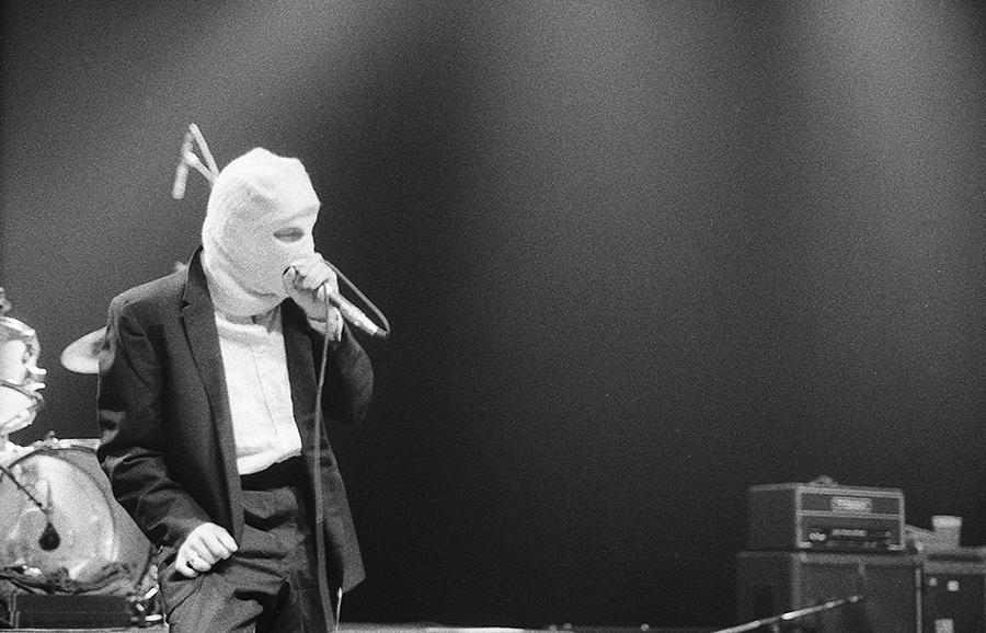 David Yow at the Vic in 1994